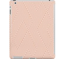 Peach Texture iPad Case/Skin