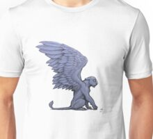 Winged Lioness Unisex T-Shirt