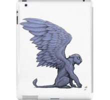 Winged Lioness iPad Case/Skin
