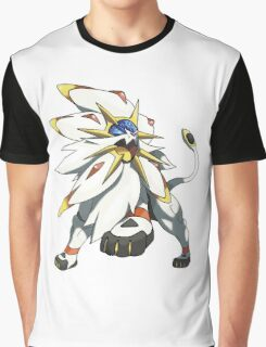 Solgaleo - Pokemon Sun Graphic T-Shirt