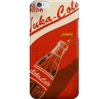 Nuka Cola Fallout iPhone Case/Skin