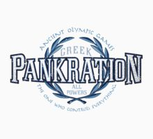 Greek Pankration One Piece - Long Sleeve
