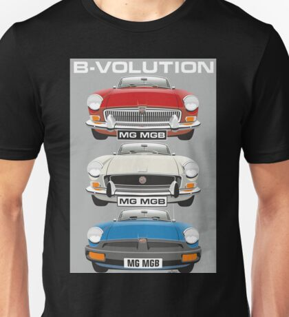 MG MGB evolution Unisex T-Shirt