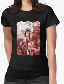 Pretty Dancer Womens Fitted T-Shirt