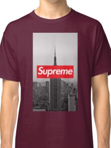Supreme New York  Classic T-Shirt