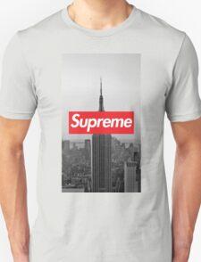 Supreme New York  Unisex T-Shirt