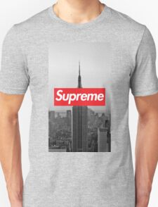Supreme New York  Unisex T-Shirt