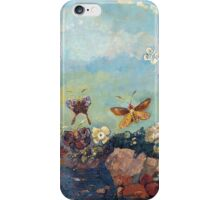 Butterflies - Butterflies iPhone Case/Skin