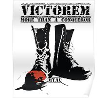 Step into VICTORY Poster