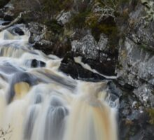 Rogie Falls Sticker