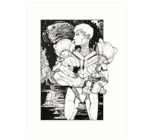 Samus Aran Art Print