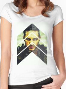Mad Max Fury Road Tom Hardy Apocalypse Most Popular Women's Fitted Scoop T-Shirt