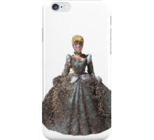 The Princess afte midnight, the end of a fairytale iPhone Case/Skin