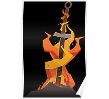 The Coiled Sword  Poster