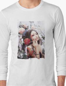 Seductive Painter Long Sleeve T-Shirt