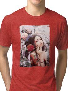 Seductive Painter Tri-blend T-Shirt