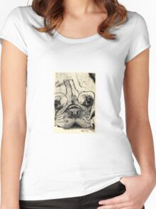 Play with Me Women's Fitted Scoop T-Shirt