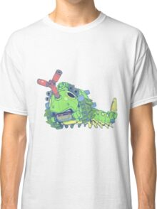 Pokezoids Caterpie Classic T-Shirt