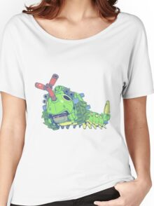 Pokezoids Caterpie Women's Relaxed Fit T-Shirt