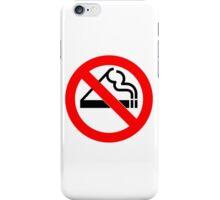 No Pie! iPhone Case/Skin