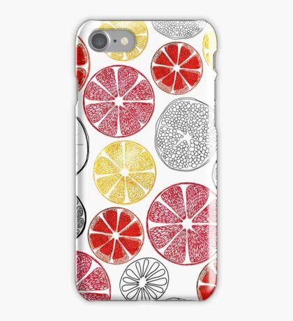 Fruit Slices iPhone Case/Skin