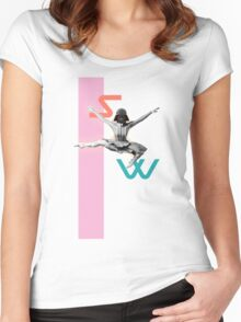 SW Women's Fitted Scoop T-Shirt
