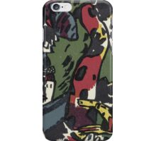Kandinsky - The Archer iPhone Case/Skin