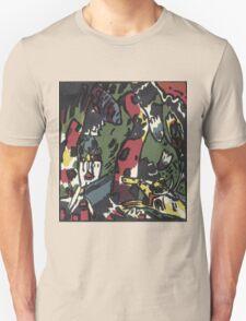 Kandinsky - The Archer Unisex T-Shirt