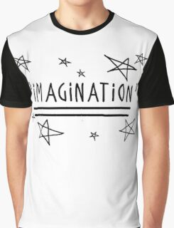 """Use your """"IMAGINATION"""" and u can do anything Graphic T-Shirt"""