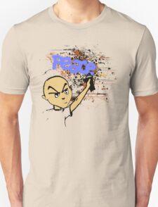 Peace Graffiti - Grunge  Unisex T-Shirt