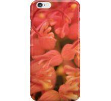 Passionate Apricot iPhone Case/Skin