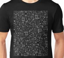 All Tech Line INVERTED Unisex T-Shirt