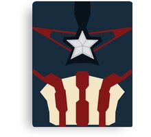 Captain of Avenging Canvas Print
