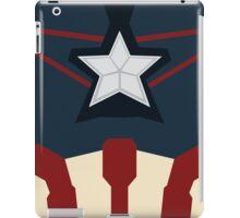 Captain of Avenging iPad Case/Skin