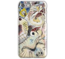 Kandinsky - Skizze iPhone Case/Skin