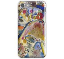 Kandinsky - Small Pleasures iPhone Case/Skin