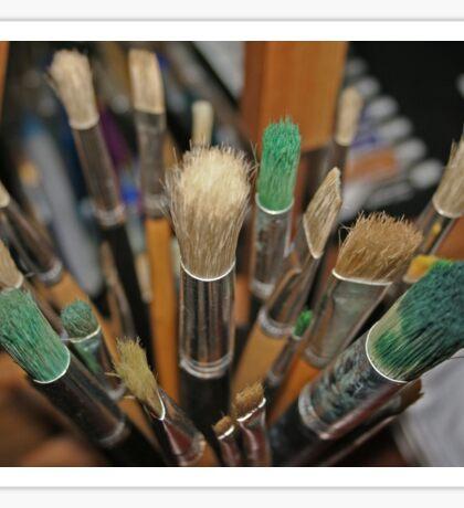Which Brush? Sticker