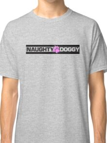 Naughty Dog LOGO Classic T-Shirt
