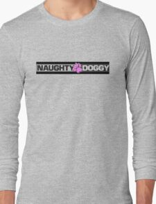 Naughty Dog LOGO Long Sleeve T-Shirt