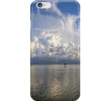 Coastal Clouds   iPhone Case/Skin