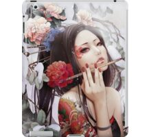 Seductive Painter iPad Case/Skin