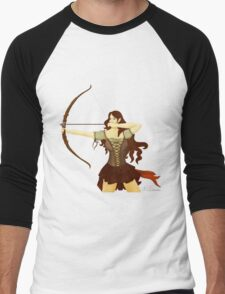 Elf Warrior Men's Baseball ¾ T-Shirt