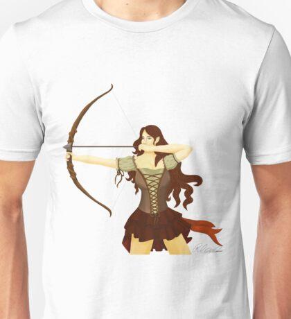 Elf Warrior Unisex T-Shirt