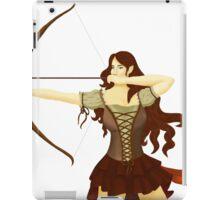 Elf Warrior iPad Case/Skin