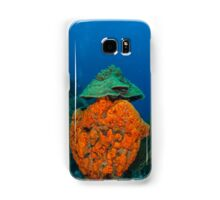 agelas clathrodes caribbean sea Samsung Galaxy Case/Skin