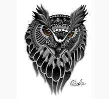 Tribal Owl Unisex T-Shirt