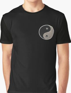 Yin Yang Paws for Keith Graphic T-Shirt