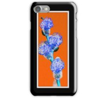 Willow Blue iPhone Case/Skin