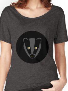 Black Badger Women's Relaxed Fit T-Shirt