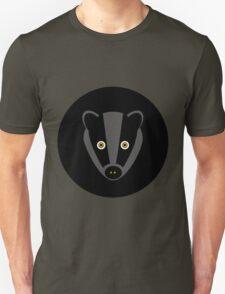 Black Badger Unisex T-Shirt
